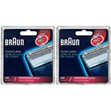 Braun Series 3 Combi 31S Foil and Cutter Replacement Pack - 2 pk