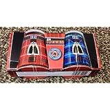 Scottish Gift's - Shot Glasses Kilt Slammers Twin pack - uk Gift's