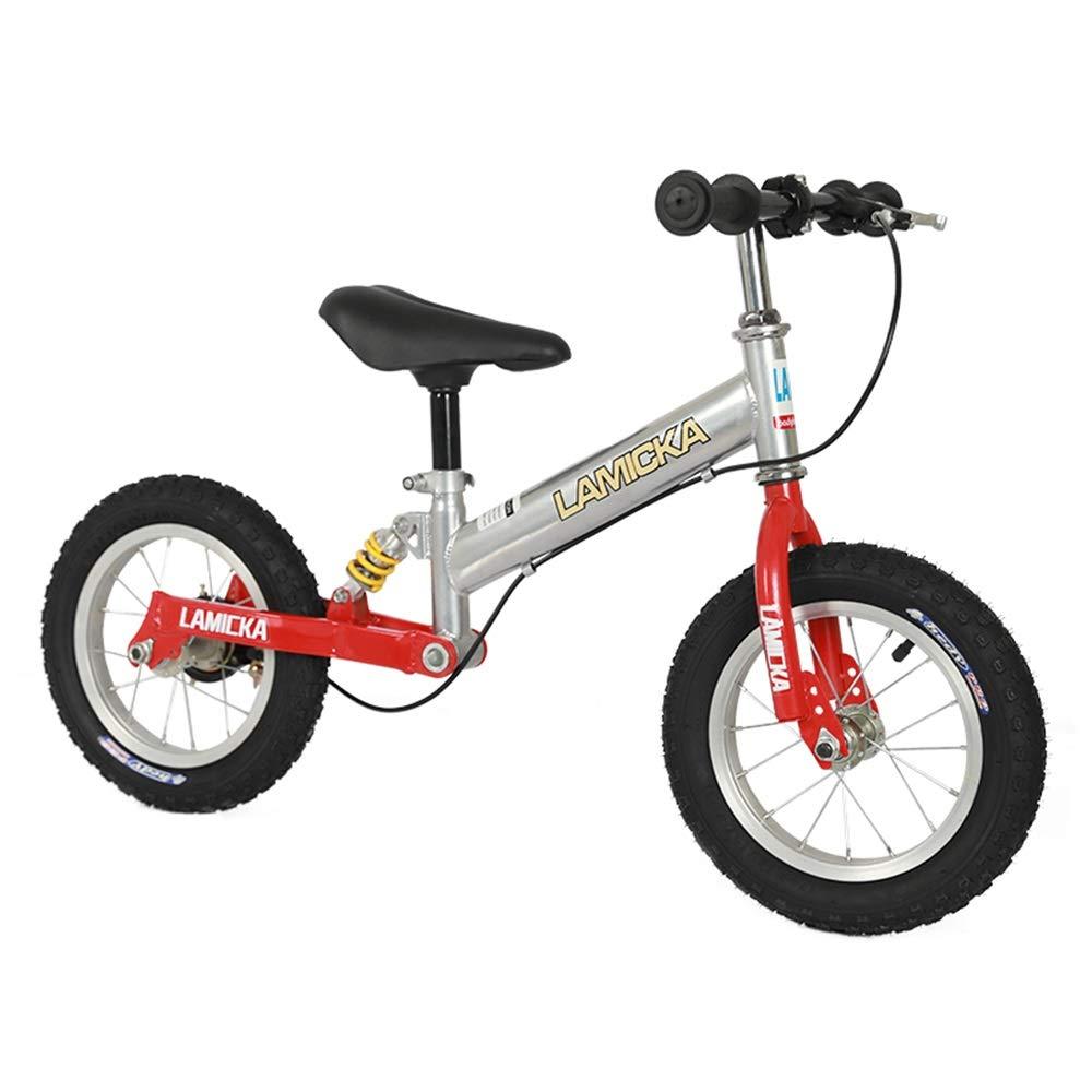 Venta en línea de descuento de fábrica B Bicicletas sin pedales pedales pedales Bicicletas De Equilibrio, Niños De 2-6 Años De Edad, Cochecito De Esquís De Choque para Niños Pequeños, para Niños Sin Pedal Pedal Scooter (Color   B)  nueva marca