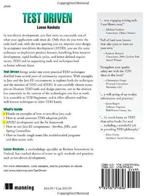 Development pdf java test-driven