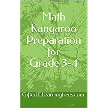 Math Kangaroo Preparation for Grade 3-4
