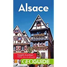 GEOguide Alsace (GéoGuide) (French Edition)