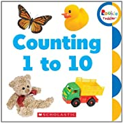 Counting 1 to 10 (Rookie Toddler)