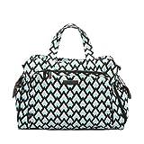 Ju-Ju-Be Onyx Collection Be Prepared Diaper Bag, Black Diamond, One Size