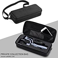 Zhiyun Smooth-Q Case, BASSTOP Zhiyun Smooth-Q Storage Carrying Case for 3-Axis Handheld Gimbal and Accessories