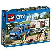 LEGO City Great Vehicles 60117: Van by LEGO
