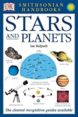 Smithsonian Handbooks: Stars and Planets (Smithsonian Handbooks) Flexibound