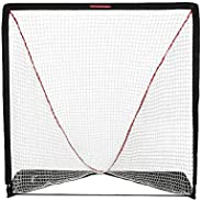 Rukket Rip It! Portable Lacrosse Goal - 4x4 or 6x6 Backyard Net