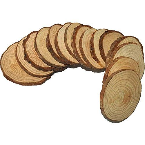 Sliced Log - Fuhaieec 15pcs 3.5