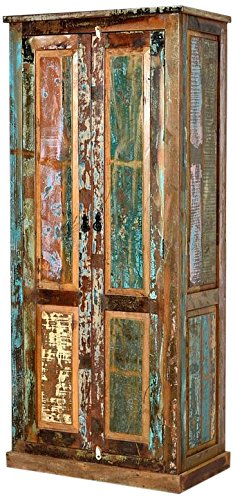 SIT-Möbel 9164-98 Schrank, 2 Türen, 80 x 45 x 180 cm