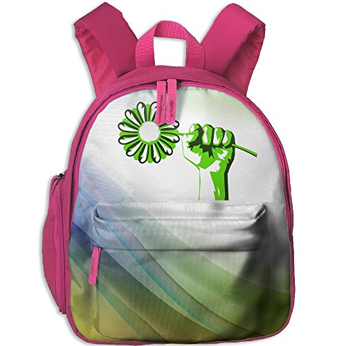Funny Sunshine Green Power Cute Children's Shoulder Bag School Backpack Bags - Green Power Ranger Costumes Kids