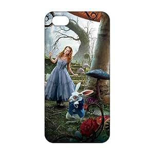 Alice Wonderland 3D Phone Case for iPhone 5S