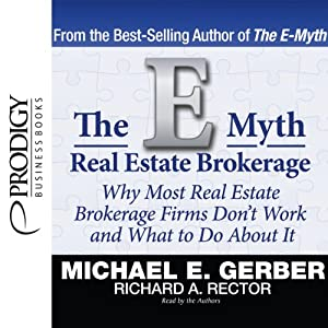 The E-Myth Real Estate Brokerage Audiobook