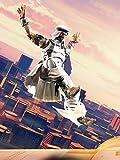 Bandai Tamashii Nations S.H.Figuarts Rashid Street Fighter V Action Figure