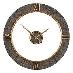 Uttermost Alphonzo Modern Wall Clock (06097)