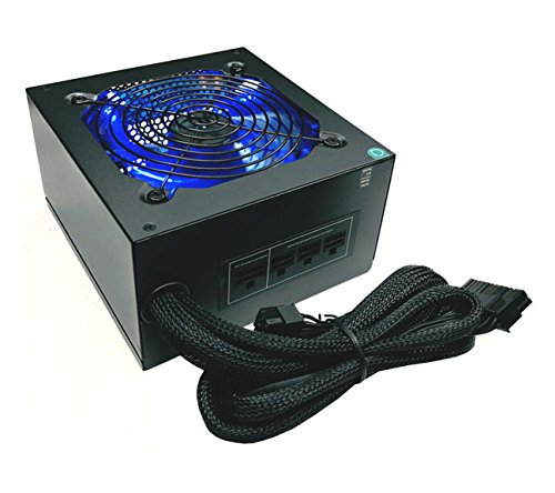 Apevia ATX-WR750W Warrior 750W ATX Modular Gaming Power Supply