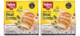 Pack of 2 8.8 oz Schar Gluten Free Bread Crumbs Bundled by Maven Gifts