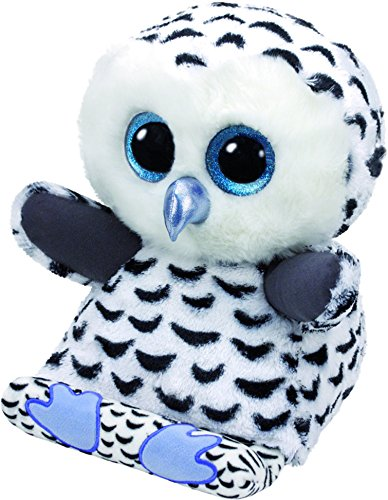 Omar Owl Tablet Holder - Stuffed Animal by Ty (60006)