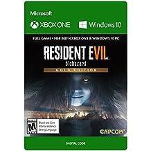 RESIDENT EVIL 7 biohazard Gold Edition - Xbox One [Digital Code]