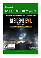 RESIDENT EVIL 7 biohazard Gold Edition - Xbox One [Digital Code]