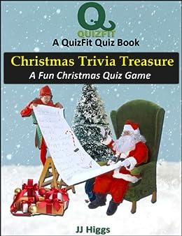 Christmas Trivia Facts.Christmas Trivia Treasure A Fun Christmas Quiz Game Quizfit Trivia Games Quiz Books Fun Facts Book 6