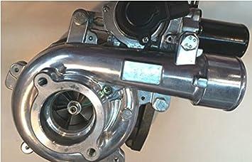 Turbocompresor de Gowe con actuador eléctrico Turbocompresor CT16V, 17201-0L040. : Amazon.es: Coche y moto