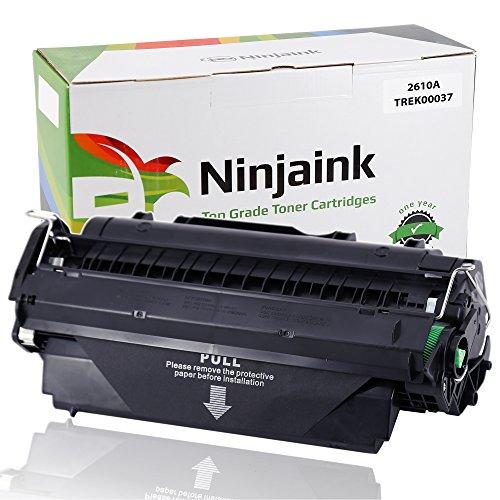 Ninjaink Compatible Toner Cartridge For Hp 10A Q2610A LaserJet 2300 2300DN 2300DTN 2300L 2300N HEWQ2610A - High yield