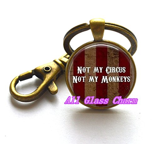 Charming Keychain,Beautiful Keychain,Keychain Key Rings