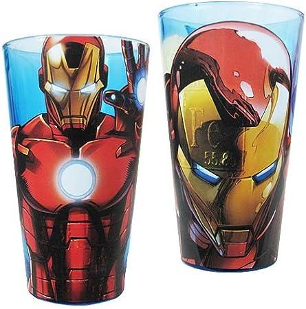 Iron Man almíbar pinta 2 Pack: Amazon.es: Electrónica