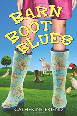book cover of Barn Boot Blues