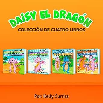 Serie Daisy el Dragón Colección de Cuatro Libros (libros ...