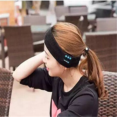 TraveT Bluetooth Headband Running Everywhere