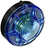 Checkers Industrial Safety Products BPRO-B Beacon, Pro LED Flare Alert Magnetic Base, Blue
