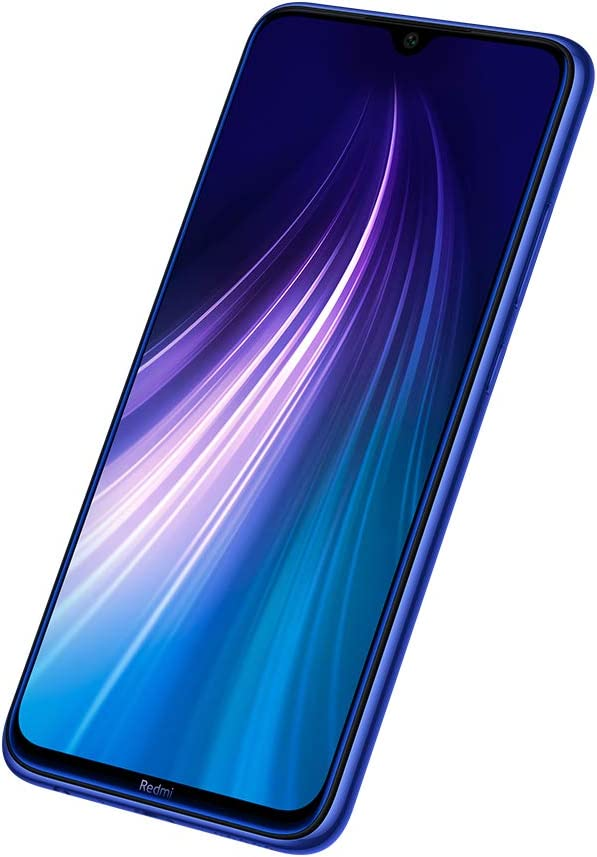 Xiaomi Redmi Note Neptune Blue 8 4GB 64GB Smartphone Snapdragon ...