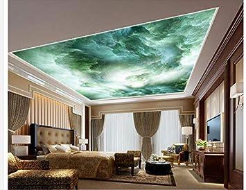 3d Fußboden Wolken ~ Wxlsl 3d tapete decke wandmalereien tapete himmel wolken decke