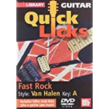 Quick Licks: Eddie Van Halen Fast Rock - Key: A