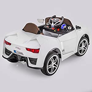 SPORTrax-SuperCar-Kids-Ride-On-Car-Battery-Powered-Remote-Control-wFREE-MP3-Player-8858W