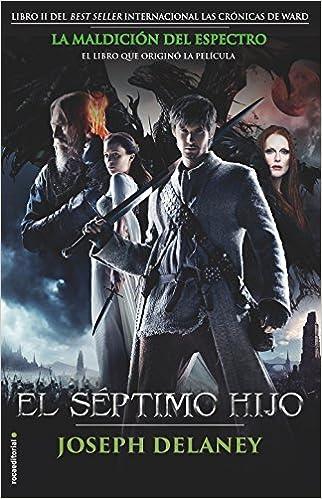 La maldición del espectro (Junior - Juvenil (roca)): Amazon.es: Joseph Delaney, Jorge Rizzo Tortuero: Libros