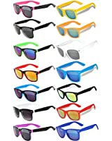 Spy Optic Helm Polarized Flat Sunglasses, Matte...