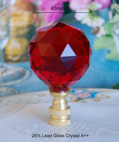 Lead Crystal Lamp - 7