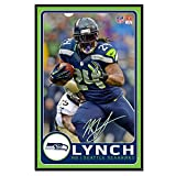 Wincraft NFL 29250014 Seattle Seahawks Wood Sign with Bevel, 11-Inchx17-Inch