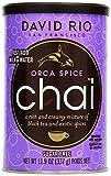 David Rio Consumer - Orca Spice Chai, 1er Pack (1 x 337 g)