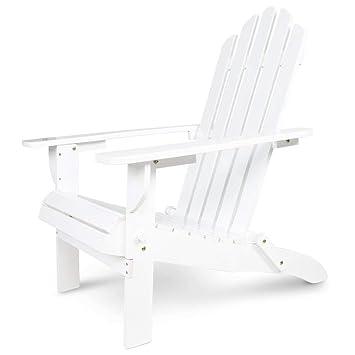 Amazon Com Vh Furniture Outdoor Foldable Wood Adirondack Lounge