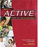 img - for ACTIVE Skills for Communication, Book 1 book / textbook / text book