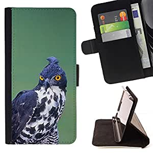 Momo Phone Case / Flip Funda de Cuero Case Cover - Chasse Noir Blanc Ornithologie - Samsung Galaxy Note 3 III