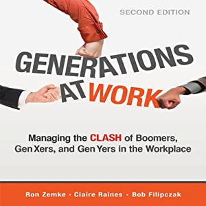 Generations at Work Audiobook