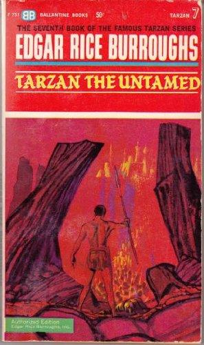 Tarzan the Untamed Tarzan Series #7, Burroughs, Edgar Rice
