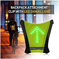 FANCYWING LED Turn Signal Bike Pack Accessory/LED...
