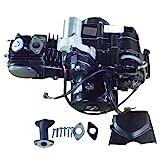 XPRO Dune buggys 110cc ATV Engine Motor Semi Auto w/Rever...