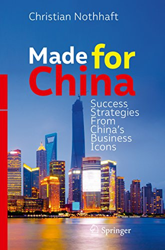 Made for China: Success Strategies From China's Business - Customer Icon New